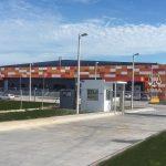 New Logistics Center