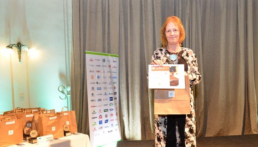 Dra. Miriam Martinovic, Gerente de Marketing de Laboratorio LIBRA.