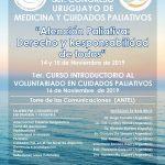 3er. Congreso Uruguayo de Medicina y Cuidados Paliativos