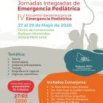 Jornadas Integradas de Emergencia Pediátrica