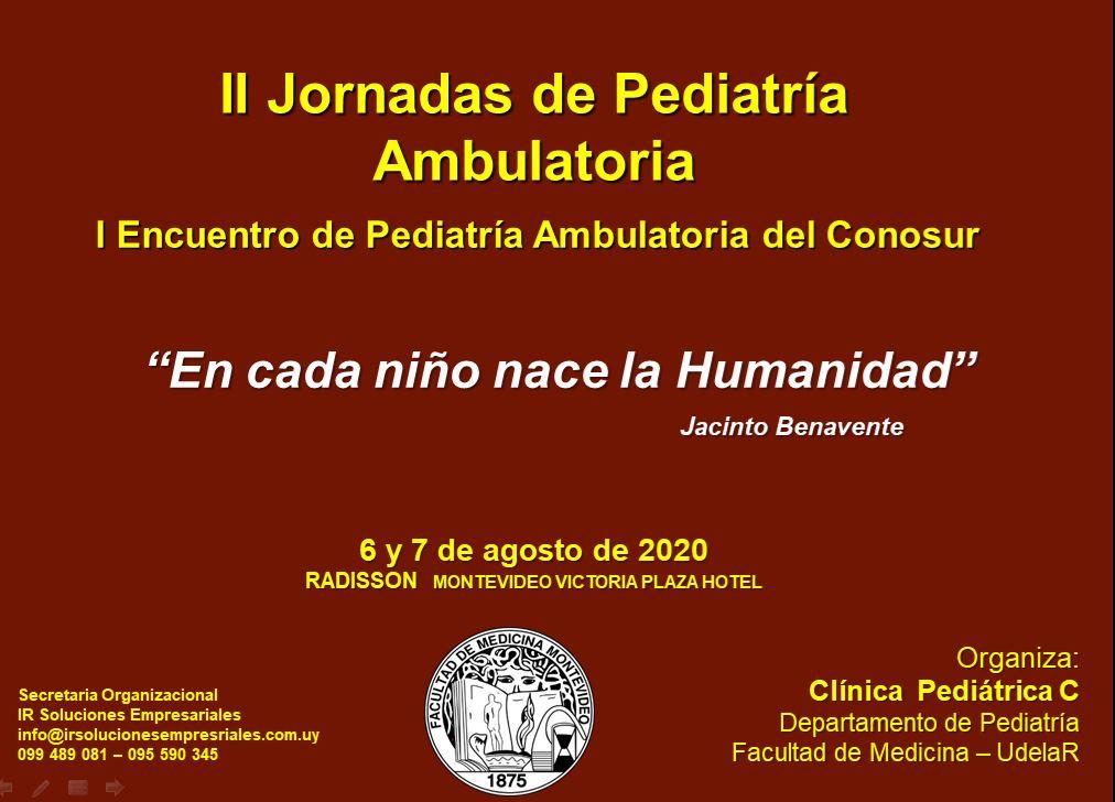 Afiche Pediatra ambulatoria2