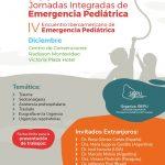 Jornadas Integradas de Emergencia Pediátrica Diciembre