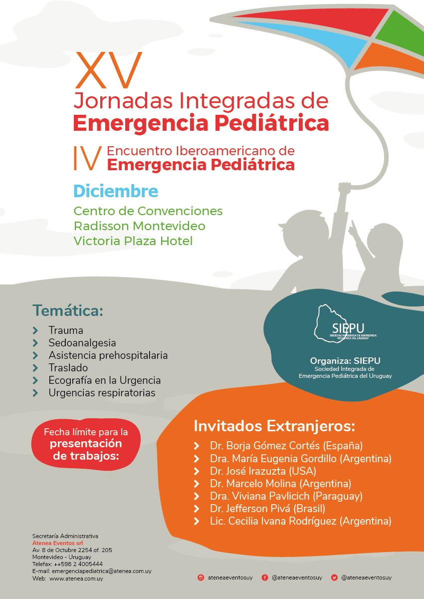 Jornadas Integradas de Emergencia Peditrica Diciembre