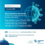 Paciente con COVID-19: experiencia mundial desde la UCI hasta el alta