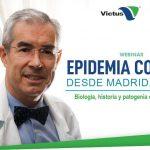 Webinar Epidemia COVID-19 - Biología, historia y patogenia de Coronavirus -