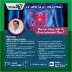 Webinar Manejo Integrado de Falla Intestinal Tipo II - Jueves 25/06 a las 20:00 hs.