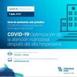 COVID-19 Después de la tormenta: Optimización de la atención nutricional después del alta hospitalaria.