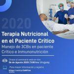 Webinar Mexico - Terapia Nutricional en el Paciente Crítico: manejo de 3CBS e Inmuno Nutrición