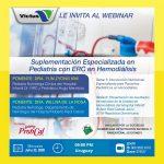 Webinar Suplementación en hemodiálisis