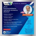Webinar: ¿Es la inmunonutrición realmente necesaria y efectiva?