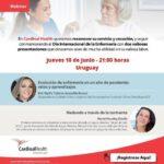 Webinar día internacional de la Enfermería
