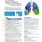 3era Jornada Multidisciplinaria de Cáncer de Pulmón Hospital Maciel