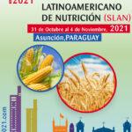 XIX Congreso Latinoamericano de Nutrición (SLAN).