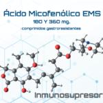 New release: Ácido micofenólico EMS