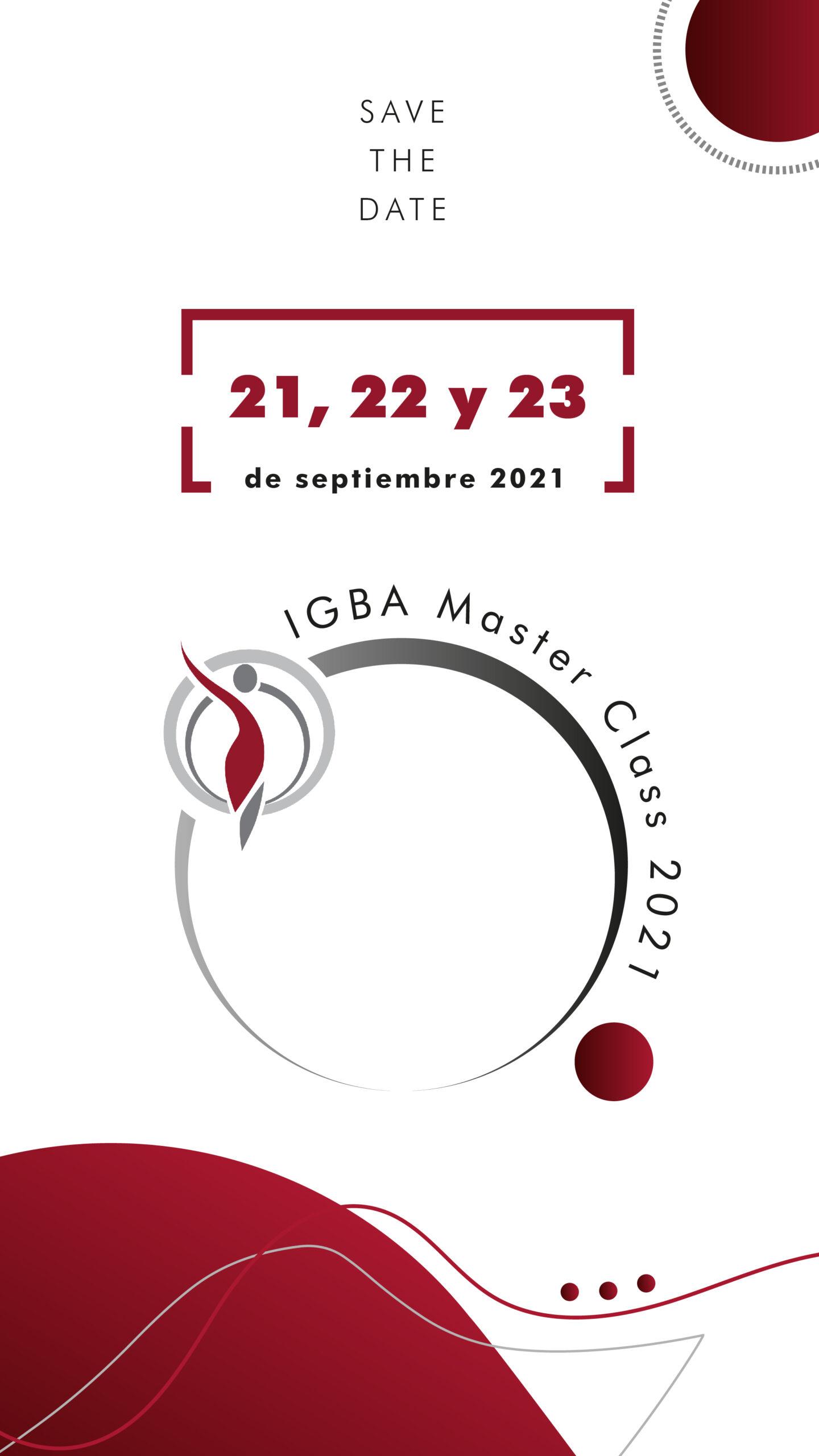 IGBA MC Save the date